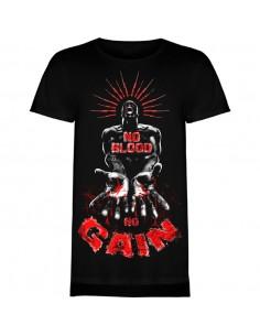 No blood No gain