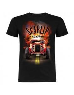 Hot Rod Calavera Scarlip