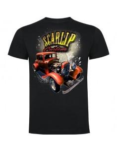 Hot Rod Scarlip Custom